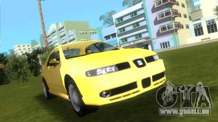 Seat Leon Cupra R pour GTA Vice City