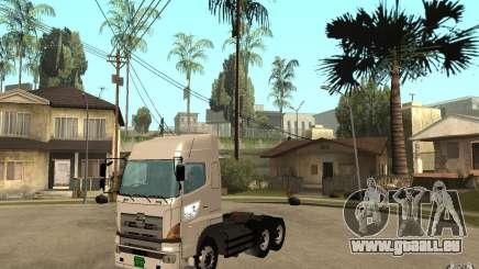 Hino 700 Series pour GTA San Andreas