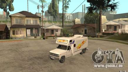 Ford F150 Carvana Dragostei pour GTA San Andreas