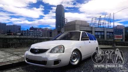 VAZ-2171 Touring pour GTA 4