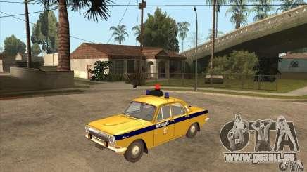 GAZ Volga 2401 Police pour GTA San Andreas