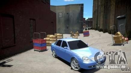 Lada Priora Light Tuning pour GTA 4