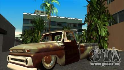 Chevrolet C10 Rat Rod für GTA San Andreas
