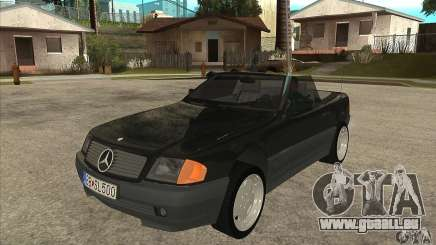 Mercedes SL-class 1995 pour GTA San Andreas