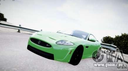 Jaguar XKR-S 2012 pour GTA 4