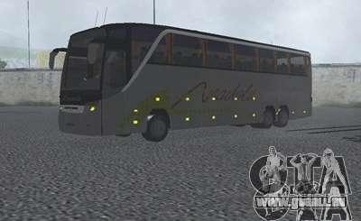 Setra S 417 HDH für GTA San Andreas