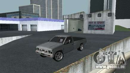 Nissan Pick-up D21 für GTA San Andreas
