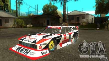 Ford Zakspeed Capri Mk3 (1978-1983) pour GTA San Andreas