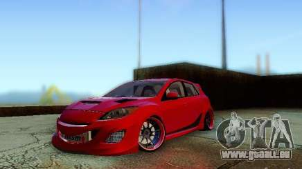 Mazda Speed 3 2010 pour GTA San Andreas