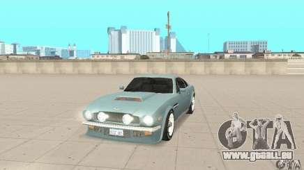 Aston Martin V8 für GTA San Andreas