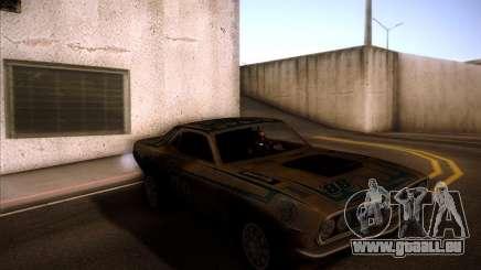 Pontiac Ventura 1971 für GTA San Andreas