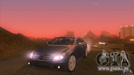 Mercedes-Benz CLS AMG pour GTA San Andreas