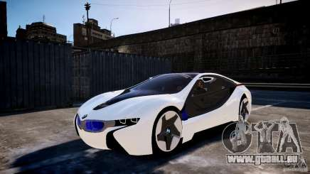 BMW Vision Efficient Dynamics 2012 pour GTA 4