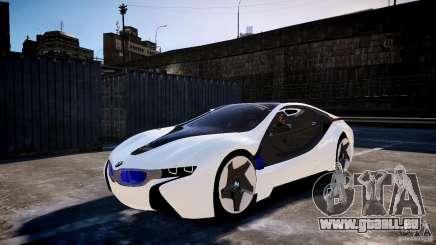 BMW Vision Efficient Dynamics 2012 für GTA 4