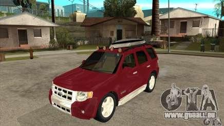 Ford Escape 2009 für GTA San Andreas