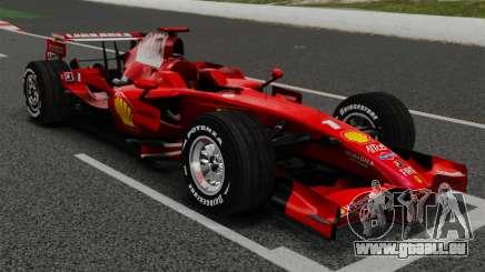 Ferrari F2008 pour GTA 4