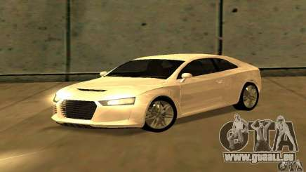 Audi Quattro Concept 2013 pour GTA San Andreas