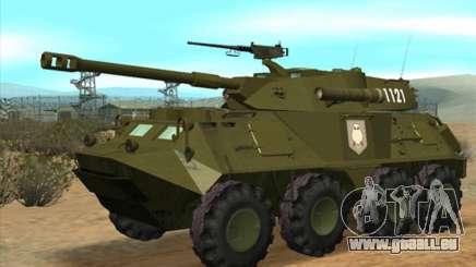 APC-60FSV pour GTA San Andreas