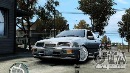 Ford Sierra RS500 Cosworth v1.0 für GTA 4