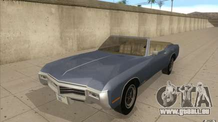 Buick Riviera GS 1969 pour GTA San Andreas