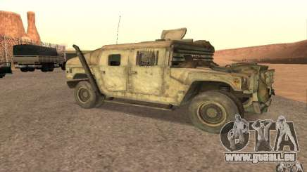 Hummer Spec Ops The Line pour GTA San Andreas