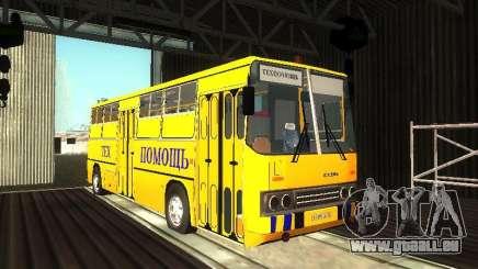 Technische Ikarus 280 für GTA San Andreas