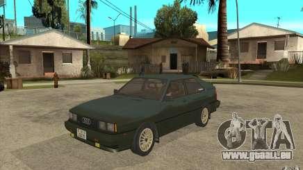Audi Quattro pour GTA San Andreas