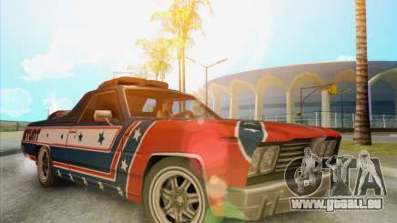 Trailblazer from FlatOut2 für GTA San Andreas