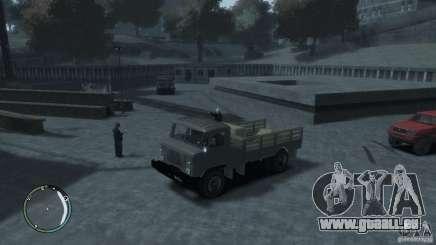 GAZ 66 für GTA 4