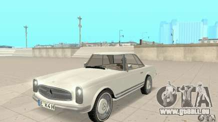 Mercedes-Benz 280SL (brillant) pour GTA San Andreas