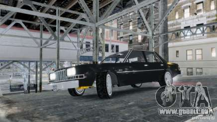 Dodge Diplomat 1983-85 pour GTA 4