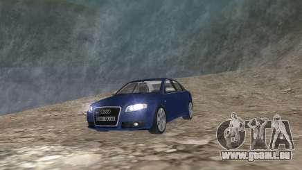 Audi S6 für GTA San Andreas