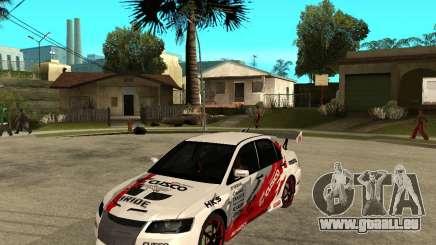Lancer Evolution VIII, intervenierte die Amerikaner für GTA San Andreas