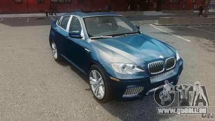 BMW Motorsport X6 M für GTA 4