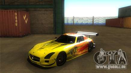 Mercedes SLS AMG - SpeedHunters Edition pour GTA San Andreas