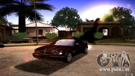 Jaguar Xj8 für GTA San Andreas