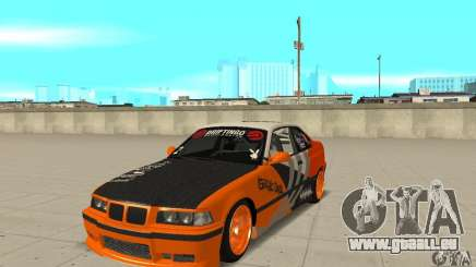 BMW Alpina B8 WideBody pour GTA San Andreas