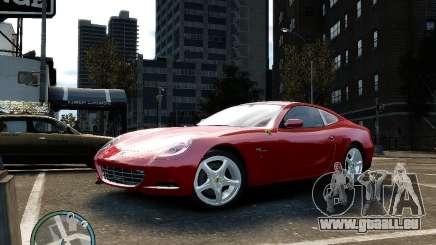Ferrari 612 Scaglietti für GTA 4