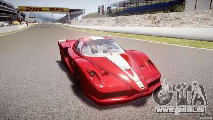 Ferrari FXX für GTA 4