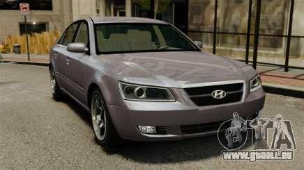 Hyundai Sonata 2008 pour GTA 4