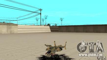 Hawk pour GTA San Andreas
