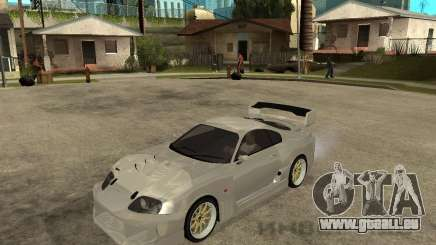 Toyota Supra M4K für GTA San Andreas