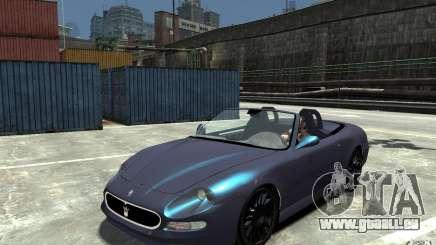 Maserati 3200 CampioCorsa pour GTA 4