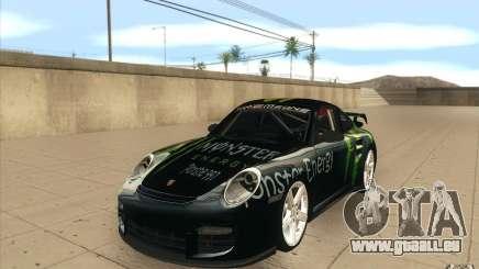 Porsche 997 Rally Edition pour GTA San Andreas