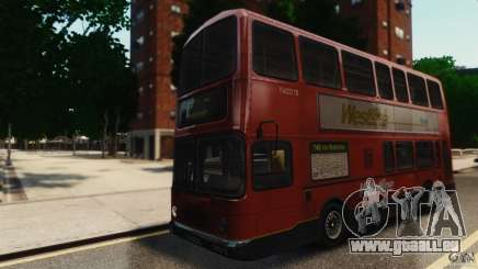 London City Bus pour GTA 4