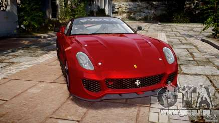 Ferrari 599 XX pour GTA 4