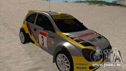 Opel Rally Car pour GTA San Andreas