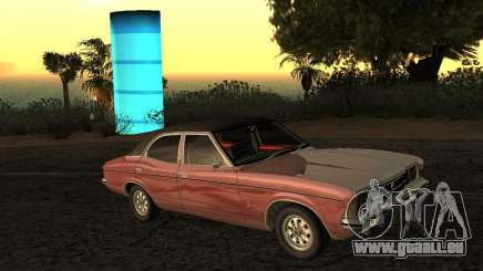 Ford Cortina MK 3 2000E pour GTA San Andreas