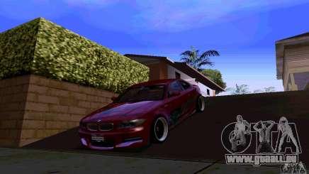 BMW 135i für GTA San Andreas
