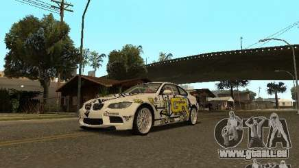 BMW M3 E92 Grip King pour GTA San Andreas